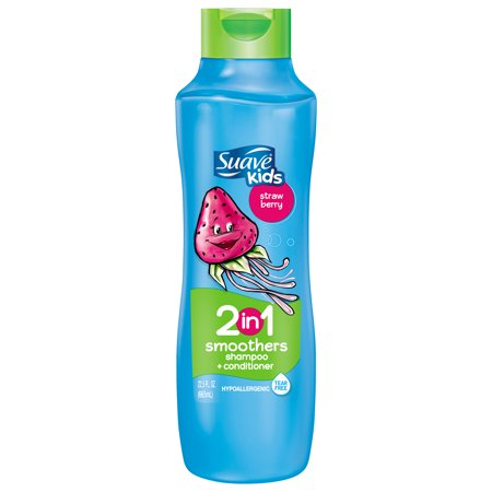 SUAVE KIDS STRAWBERRY 2 IN 1 SMOOTHERS SHAMPOO + CONDDITIONER
