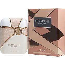 ARMAF LE PARFAIT by Armaf - EAU DE PARFUM SPRAY 3.4 OZ - WOMEN